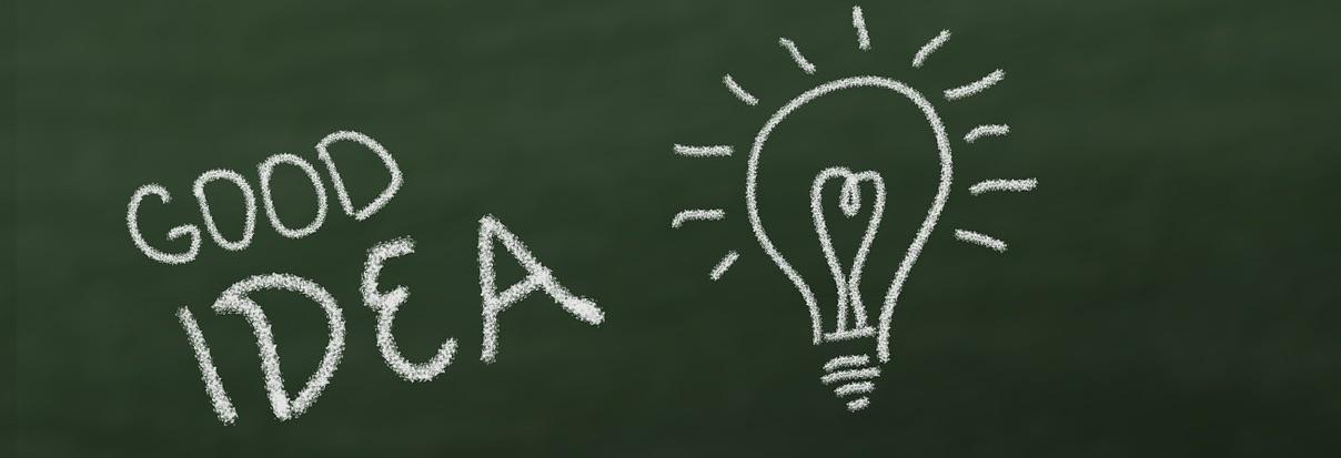 2. Avoir une bonne idée